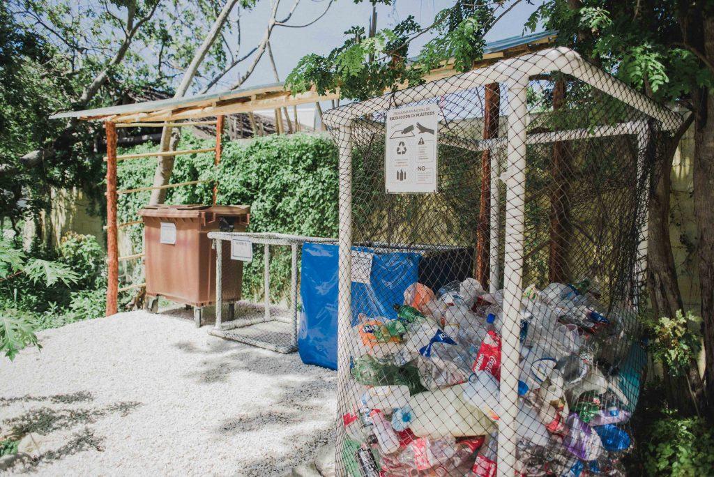 Primer Punto Limpio instalado en Tulum con apoyo de la ciuddanía