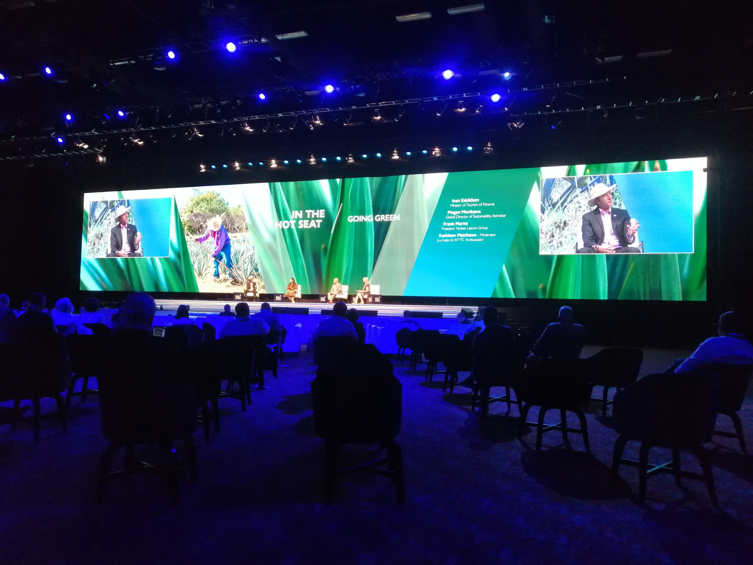 Global Summit del WTTC