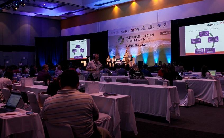Cumbre de Turismo Sustentable de Sustentur