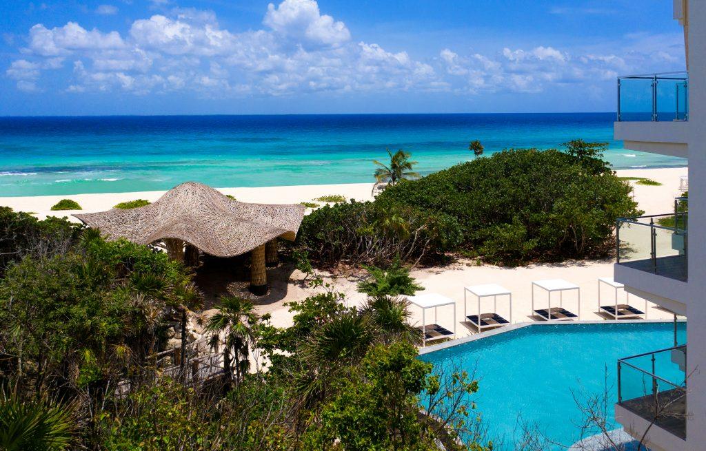 hotel sustentable riviera maya palmaia