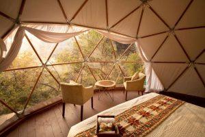 glamping tendencia turismo naturaleza